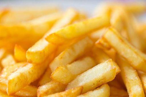 Ración de patatas fritas
