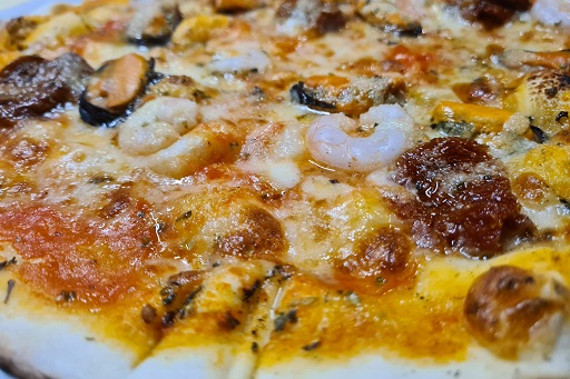 Pizza Mar Menuda