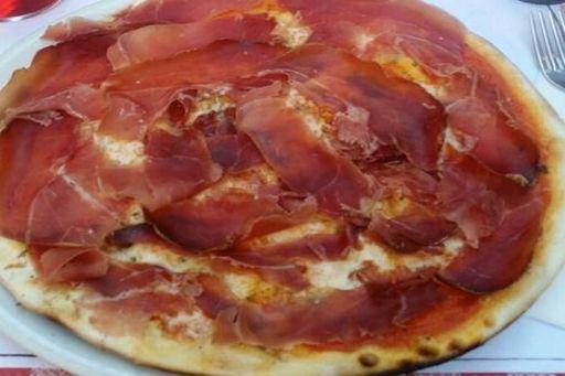 Pizza Terra Negra